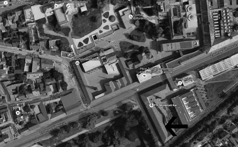 peri térkép