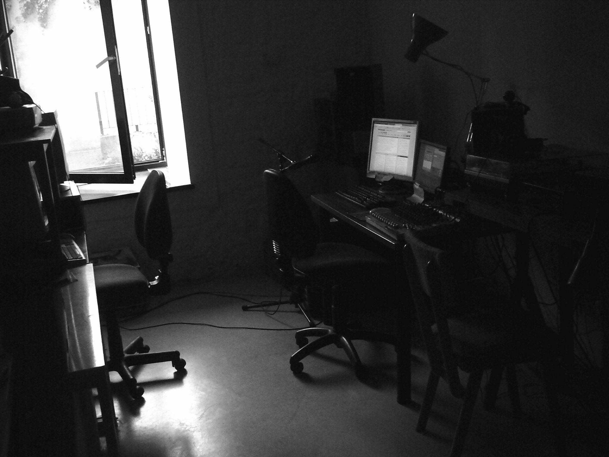 Periszkóp stúdió az MK-n